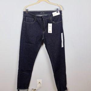 Men's Uniqlo Ultra Skinny Stretch Jeans 34x34